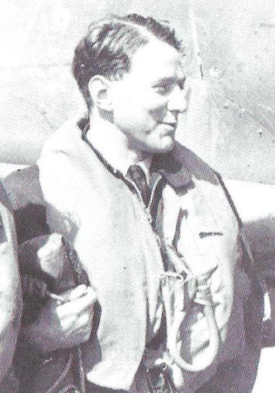 FLIGHT LIEUTENANT CAESAR BARRAND B HULL